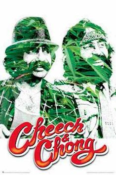 Cheech and Chong Pot Leaves Movie Poster Print Movies Stretched Canvas Print - 61 x 91 cm Cheech Y Chong, Pictures Of Leaves, Weed Posters, Marijuana Art, Medical Marijuana, Cannabis, 80s Movie Posters, Event Poster Design, Stoner Art