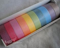 I can only imagine the list of projects I would do with this tape!