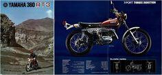 YAMAHA Brochure RT3 1973 Sales | Flickr - Photo Sharing!