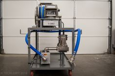 Flexibility is built into the PRO 6000 Bulk DEF transfer skid systems...Cart options are still very popular. Only from TECALEMIT inc.