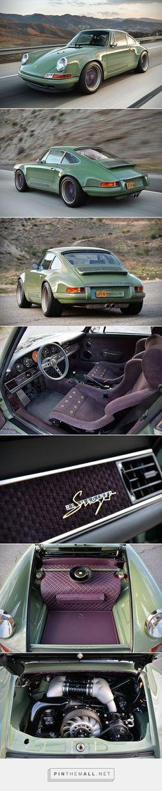 Porsche 911 Singer recreation