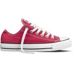165a70dc823 CTASRaspberry Rose OX featuring polyvore women's fashion shoes sneakers  converse zapatos chaussures women's footwear converse shoes