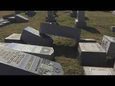 A Jewish cemetery was vandalized in Philadelphia just days after another Jewish cemetery, in Missouri, was vandalized. Dozens of headstones were damaged at M.