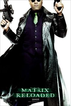 The Matrix Reloaded Movie Poster #3 - Internet Movie Poster Awards Gallery