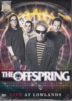 THE OFFSPRING Live At Lowlands DVD NEW NTSC PAL Region All Free Shipping