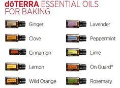 Essential Oils Transformation | Eat the Rainbow of doTERRA Essential Oils