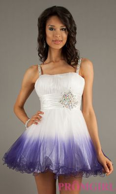 Short Prom Dress Style: DQ-8507 Detail Image 1