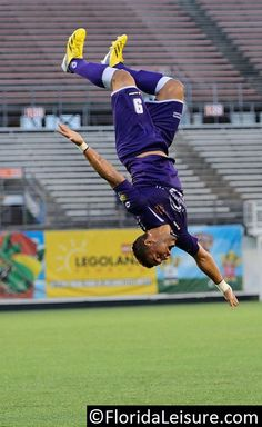 Dom Dwyer celebrates another goal!