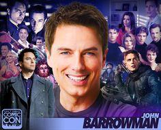 Meet John Barrowman at #SLCC17! Doctor Who, Torchwood, and Malcolm Merlyn on Arrow & Legends of Tomorrow. #utah