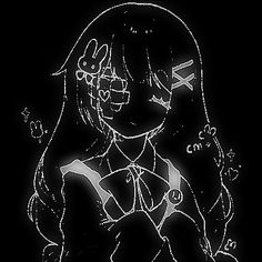 imagen descubierto por ۫✭. Descubre (¡y guarda!) tus propias imágenes y videos en We Heart It Aesthetic Art, Aesthetic Anime, Arte Emo, Gothic Anime, Cybergoth, Cute Icons, Animes Wallpapers, Cute Art, Art Inspo