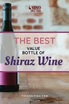 Shiraz wine has gained more and more popularity over the years, due to it's sweet herbal, smoked or fruity notes, so there are literally hundreds of different wines under this category that you should try at least once, so right now, here are my top favorite choices you can't go wrong with. #vinodelvida #shirazwine #shirazwinepairing #shirazwinepairingfood #shirazwinebottle #shirazwinered #shirazwinedrinks #shirazwineaustralia #shirazwinerecipes #shirazwineaustralia #shirazwinelabel Shiraz Wine, Different Wines, Over The Years, Red Wine, Choices, Herbalism, Alcoholic Drinks, At Least, Notes