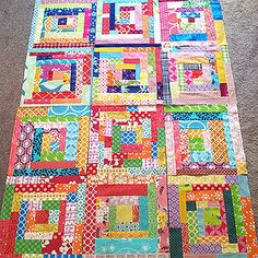 100 Quilts for Kids Layout by Fresh Lemons : Faith, via Flickr