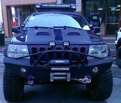 Jeep Grand Cherokee WJ Winch Front Bumper Pre Runner | eBay Motors, Parts & Accessories, Car & Truck Parts | eBay!