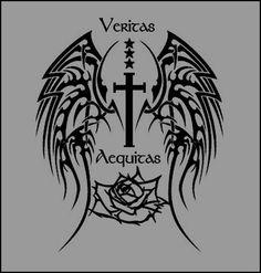 Boondock Saints Tattoos Veritas Aequitas | Aequitas Tattoo - LiLz.eu - Tattoo DE