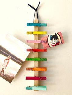 Craft Stick Crafts, Fun Crafts, Diy And Crafts, Crafts For Kids, Arts And Crafts, Paper Crafts, Craft Paint, Teacher Appreciation Gifts, Teacher Gifts