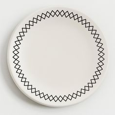 "Fab.com | Salad Plate 8.5"" White Set Of 4"