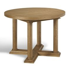 Conf Table:  Driftwood Game Table - Occasional Tables - Furniture - Products - Ralph Lauren Home - RalphLaurenHome.com