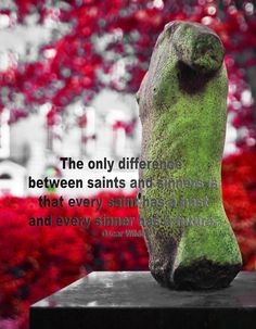 Saints And Sinners V2 Photograph