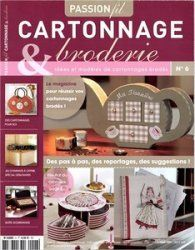 Passion Fil Cartonnage & Broderie 2013-6