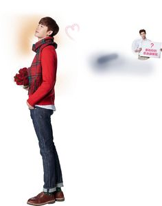 Lee Jong Suk #LOCK&LOCK