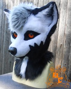 Wolf Partial 2015 - by Plus3Defense