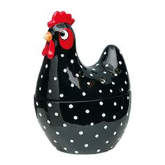 HOKEY POKEY SCENTSY WARMER PREMIUM Laugh and enjoy the simple pleasures of provincial life with Hokey Pokey. This hand-painted hen is right at home in a country kitchen or anywhere you need farm-fresh charm. #chicken #rooster #polkadots
