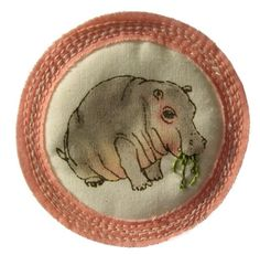 """""""hungry as a hippo"""" merit badge"""