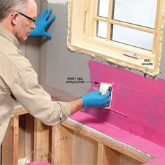 DIY handyman... awesome tips for lots of home projects
