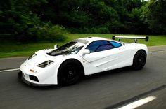 Mclaren F1 GTR Mmmm