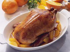 Ente mit Orangen (Canard a l'orange) ist ein Rezept mit frischen Zutaten aus der Kategorie Ente. Probieren Sie dieses und weitere Rezepte von EAT SMARTER!