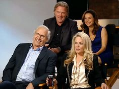 EW Cast Reunions 2012. National Lampoon's Vacation