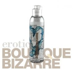 Apotheke - Gleitmittel - Boutique Bizarre Water Based Lubricant | Boutique Bizarre