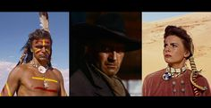 The searchers (1956) montage