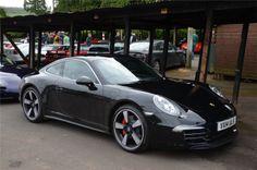 Porsche 911 50th Anniversary Edition. Photo Credit: Mark Constanduros
