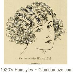 Short Bob Haircuts - 12 Chic Hairstyles to Try Mujeres Tattoo, Flapper Hair, Retro Hairstyles, Bob Hairstyles, Wedding Hairstyles, Short Bob Haircuts, Hair Pictures, Art Reference, Tattoo