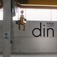#din2014  via Massimiano 6, Milano