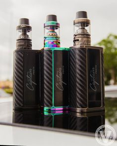 Vape Setup Of The Day! ATTY: Captain Sub-Ohm Tank Atomizer MOD: Captain PD270 Mod  _____________________________ iJoy created the Captain series to lead the way for further innovation in the vaping industry. Let's start with the tank.  Check The Specs: ️2