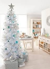 Google Image Result for http://christmasdecorated.com/wp-content/uploads/2012/11/white-christmas-tree-blue-decorations.jpg