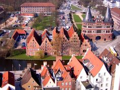 World Cultural Heritage City of Lubeck, Germany