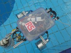 CNet: Raspberry Pi-powers DIY autonomous underwater vehicle. http://coconutpi.wordpress.com/