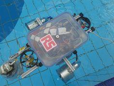Raspberry Pi-powers DIY autonomous underwater vehicle