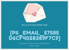 Are you confront this [pii_email_57585d6cf4028389f7c9] mistake on your Microsoft Outlook Programme?In case yes, you land at the very best place. Cool Pictures, Cool Photos, Email Programs, App One, Error Code, Web Application, Perfect Photo, Tech News, Coding