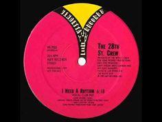 The 28th Street Crew - I Need A Rhythm