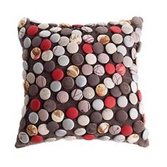 Quilting Blog - Cactus Needle Quilts, Fabric and More: Covered Button Pillow How To!