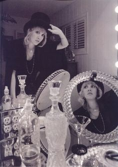 Stevie Nicks, the one and only