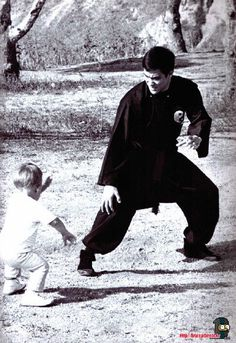 bruce and brandon lee
