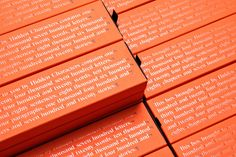 Brand identity and branded pencil boxes for Sydney-based PR firm Hidden Characters by RE, Australia