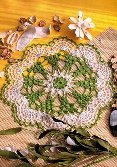 Tecendo Artes em Crochet: Três Toalhinhas Lindinhas para Vocês!