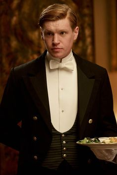 Matt Milne as Alfred ~ 9 actors who have left Downton Abbey for better... or worse