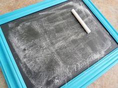 "Expressions Vinyl Blog Back to School ""Stats"" Chalk and Dry Erase Boards | Expressions Vinyl Blog"